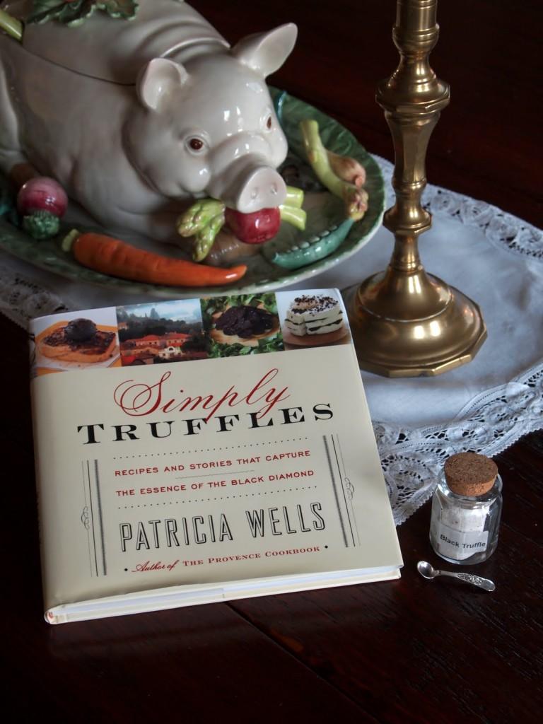 Simply Truffles, Patricia Wells' latest cookbook