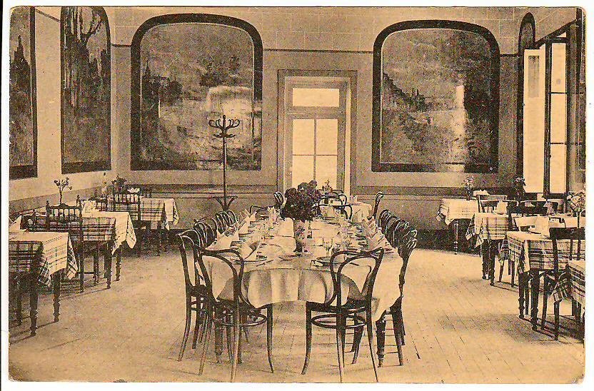 The Dining Room in Hotel de La Promenade