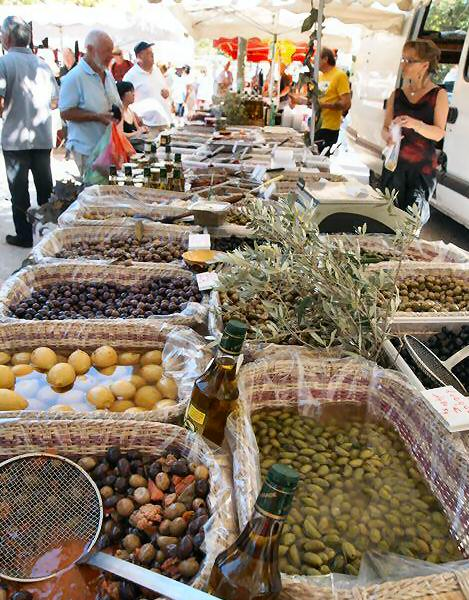 Our Favorite Place to Buy Olives