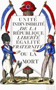 French Revolutionary Emblem, 1789, from Life Magazine archives