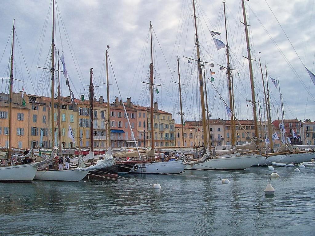Saint Tropez  Photo by Pamela J. O'Neill