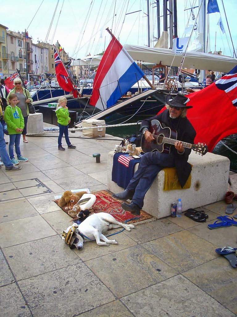 Saint-Tropez Port  Photo by Pamela J. O'Neill