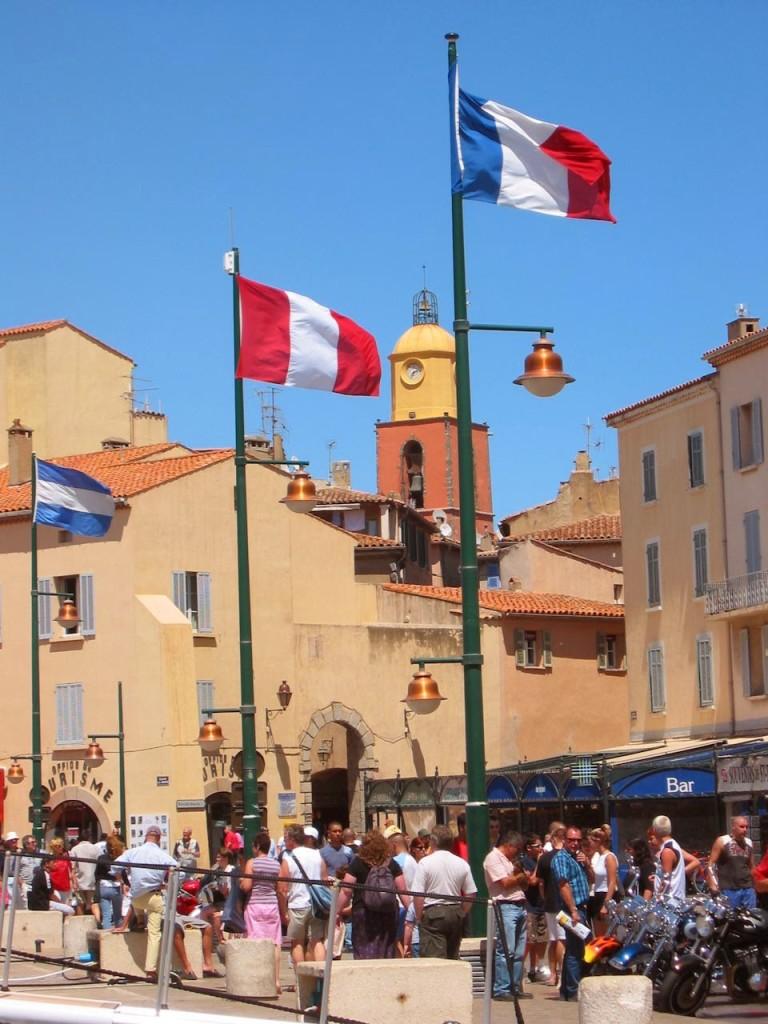 Saint Tropez  Photo by W.T. Manfull